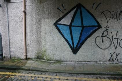 Bell's Wynd under bridge L
