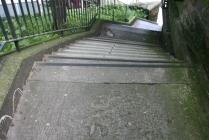 Castlebarns Steps L