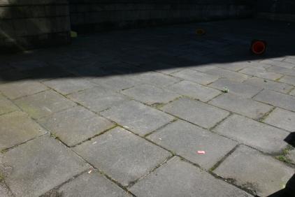 Lady Lawson St courtyard L