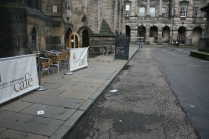 St Giles Cathedral Cafe L