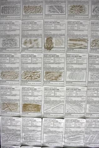 Survey sheets