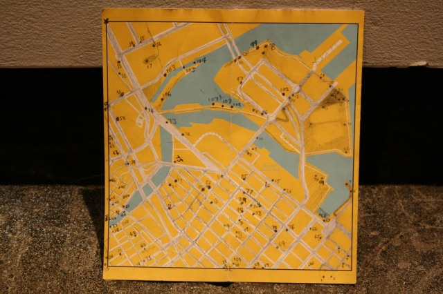 Yokohama Map Saturday